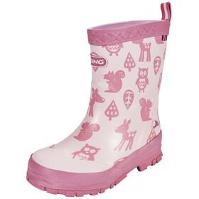 Viking Footwear Eventyr - Botas de agua Niños - rosa